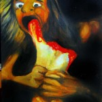 Goya - Saturn Devouring His Children