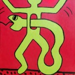 Keither Haring - Untitled 1982